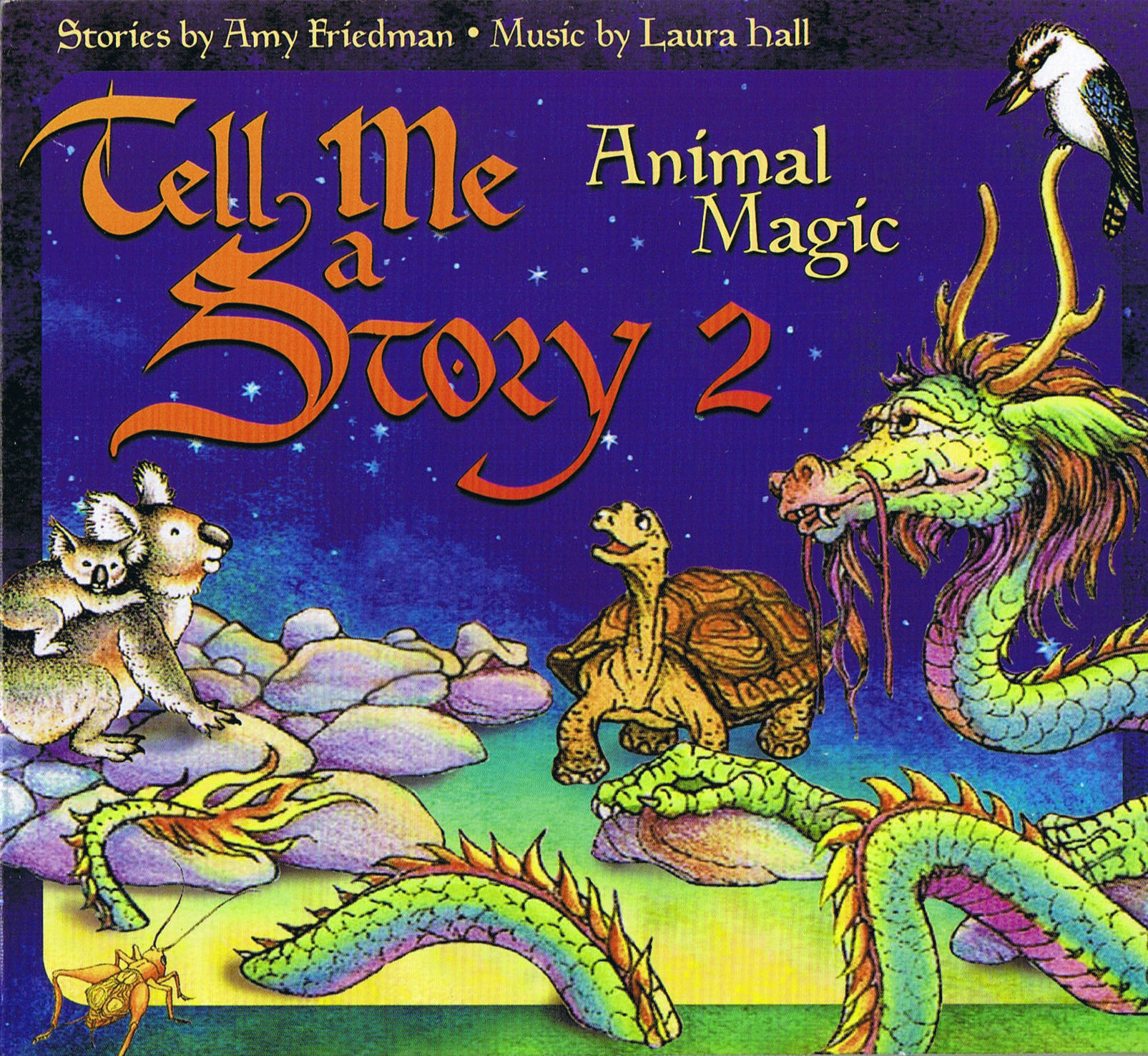 Tell Me A Story 2: Animal Magic [DD]