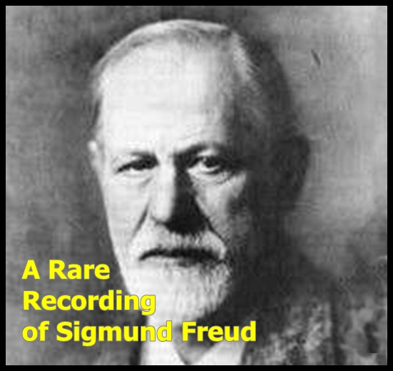 A Rare Recording of Sigmund Freud [DD]