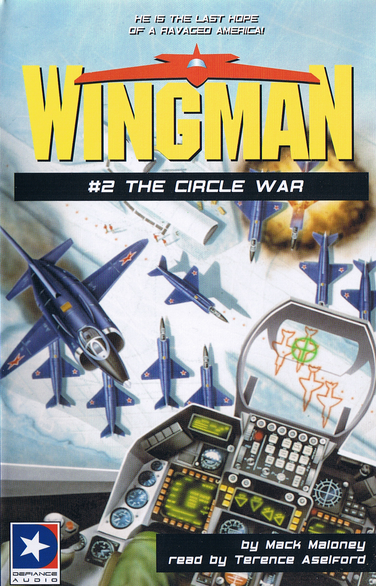 Wingman # 2 - The Circle War [DD]