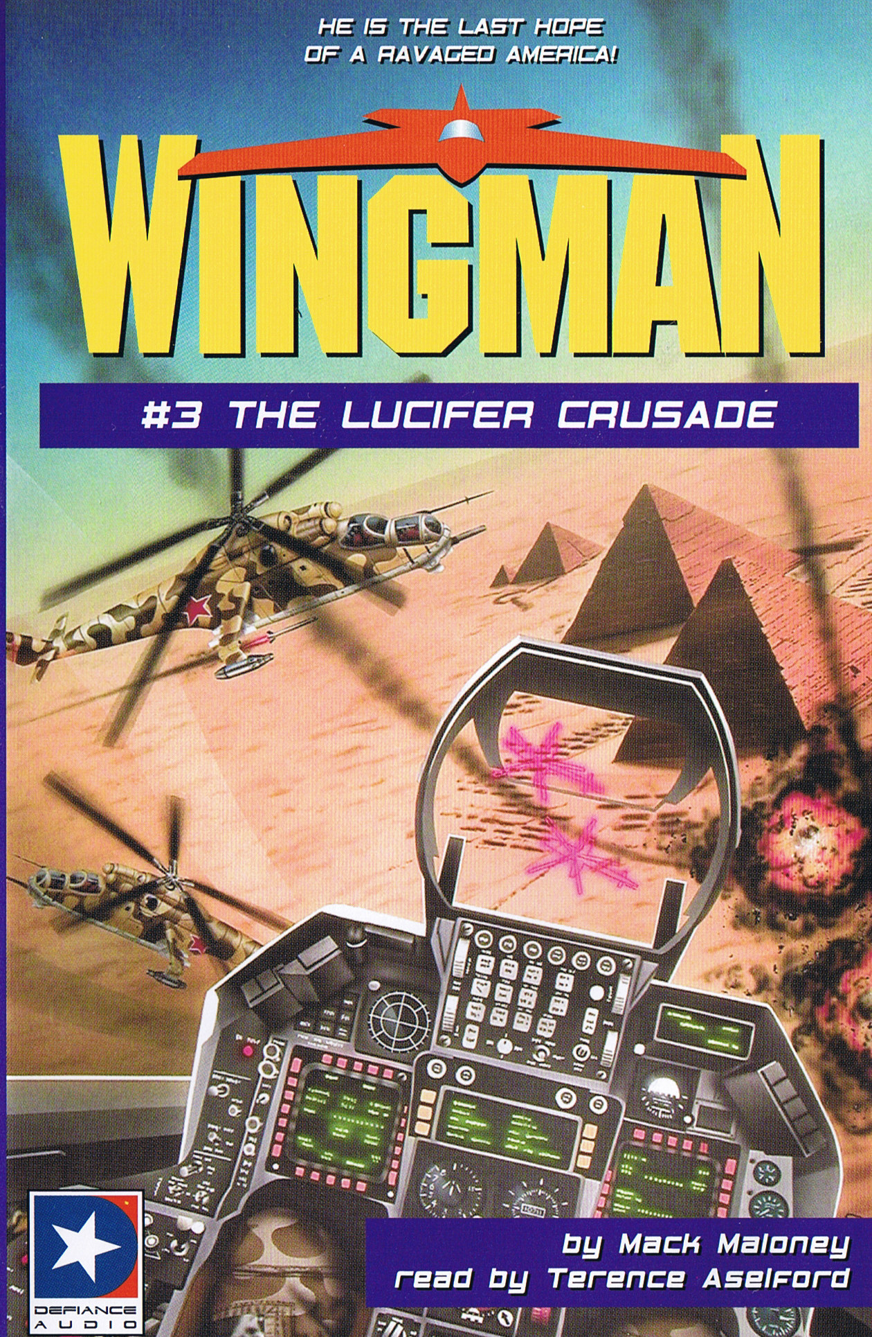 Wingman # 3 - The Lucifer Crusade [DD]