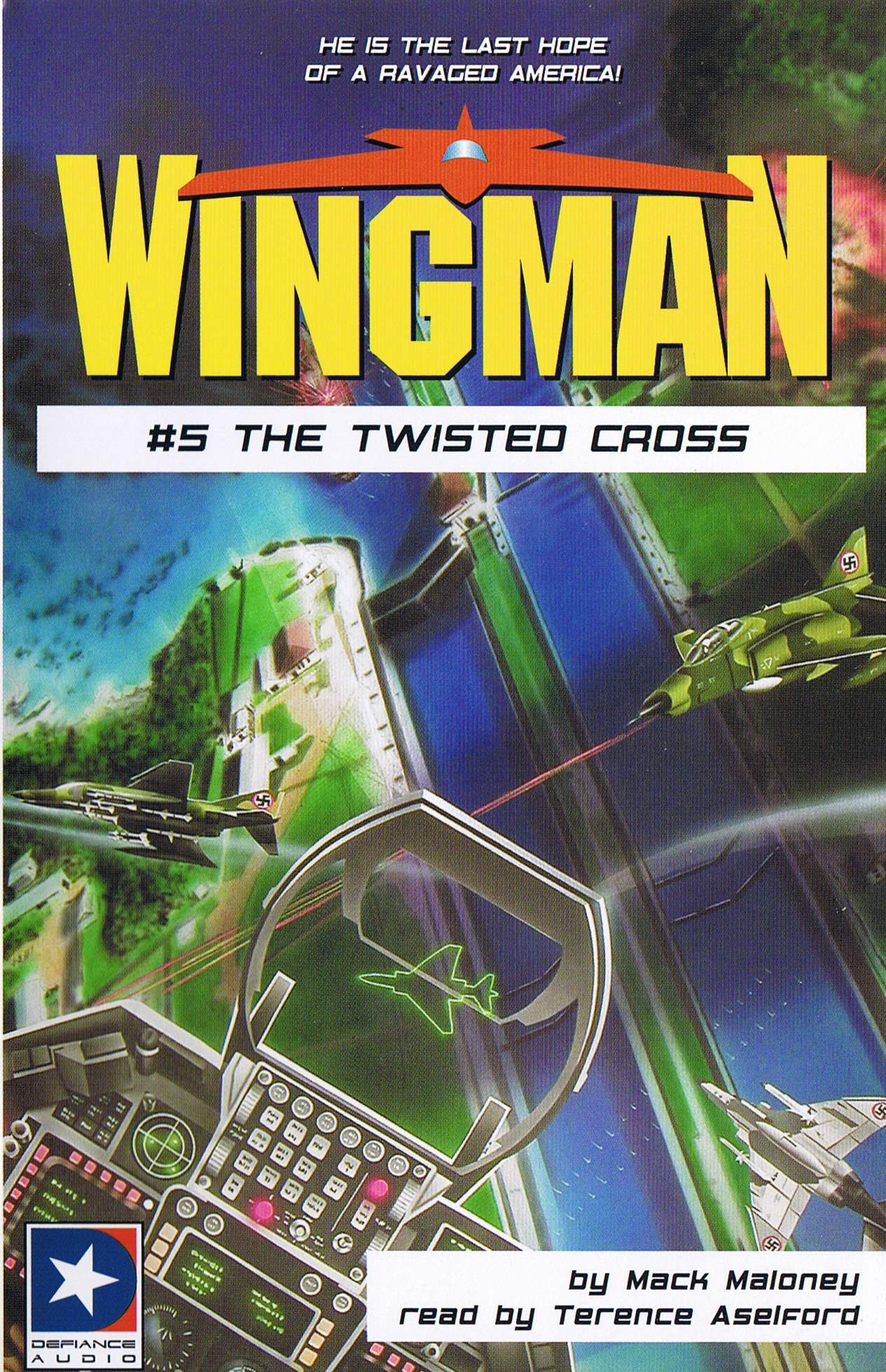 Wingman # 5 - The Twisted Cross [DD]