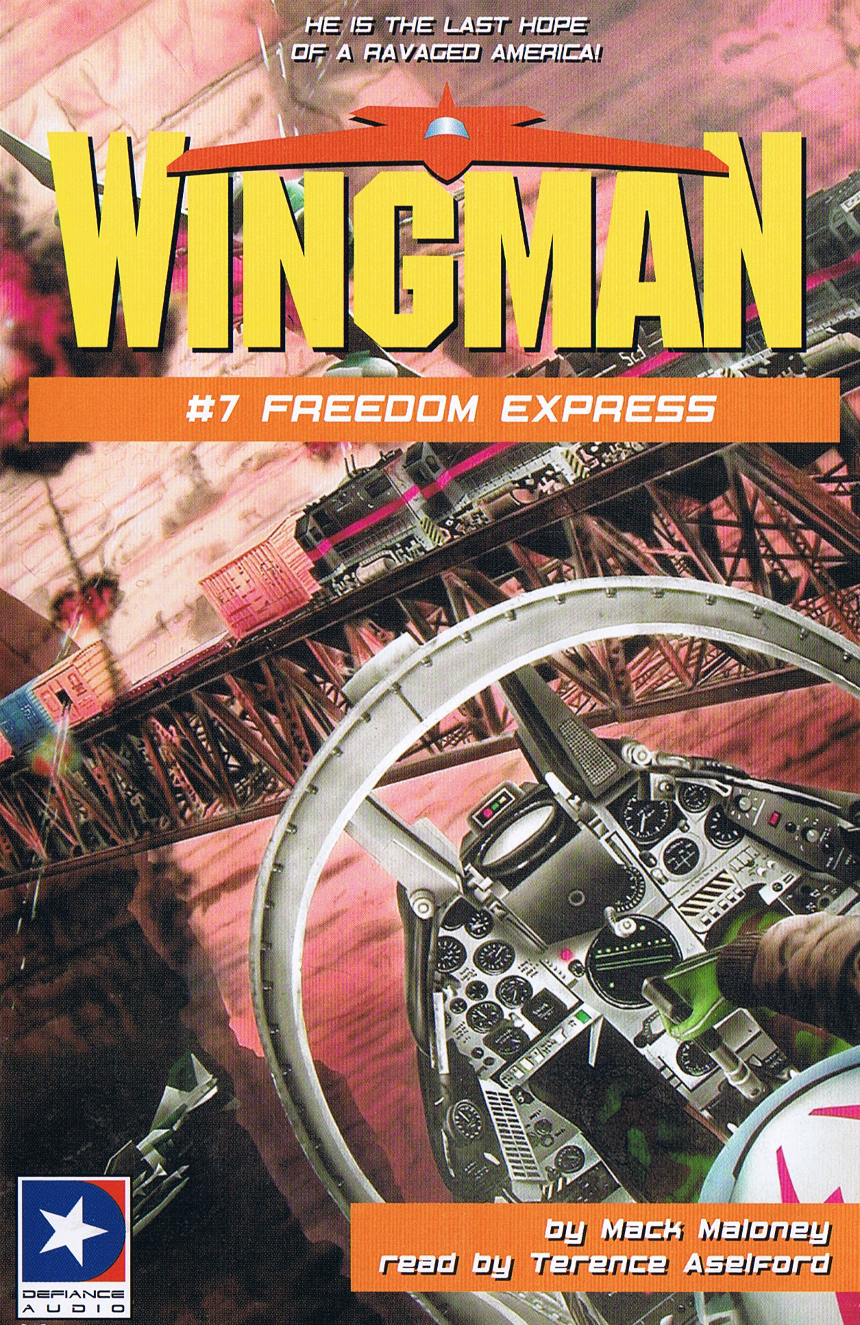 Wingman # 7 - Freedom Express [DD]