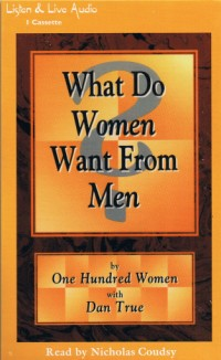 What Do Women Want From Men? [1CS]
