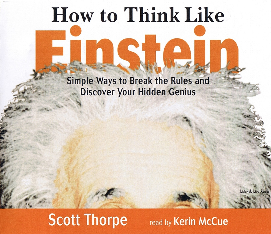How To Think Like Einstein [3CD]