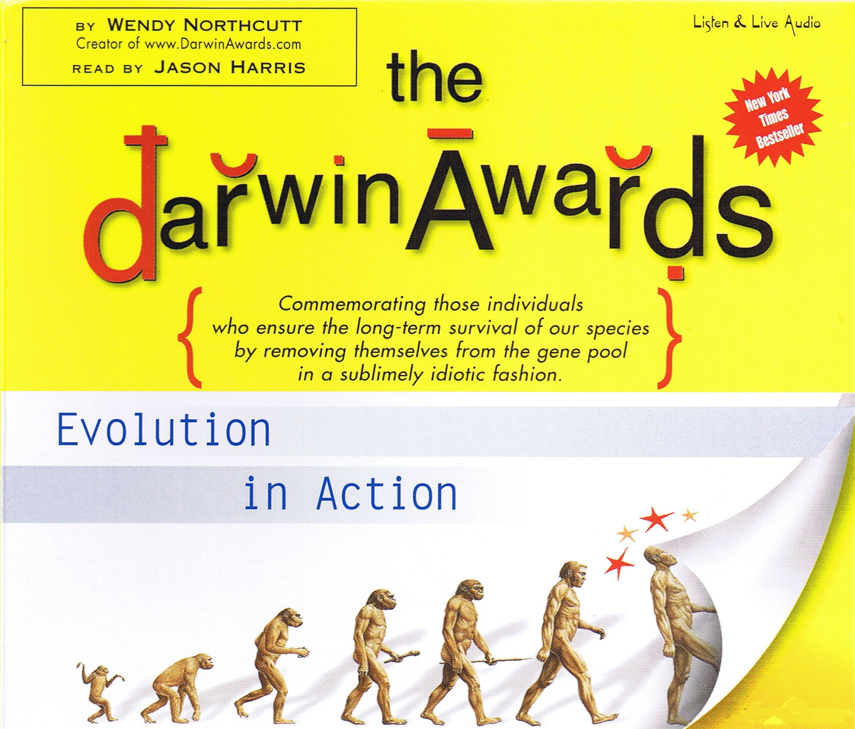 The Darwin Awards: Evolution In Action [3CD]