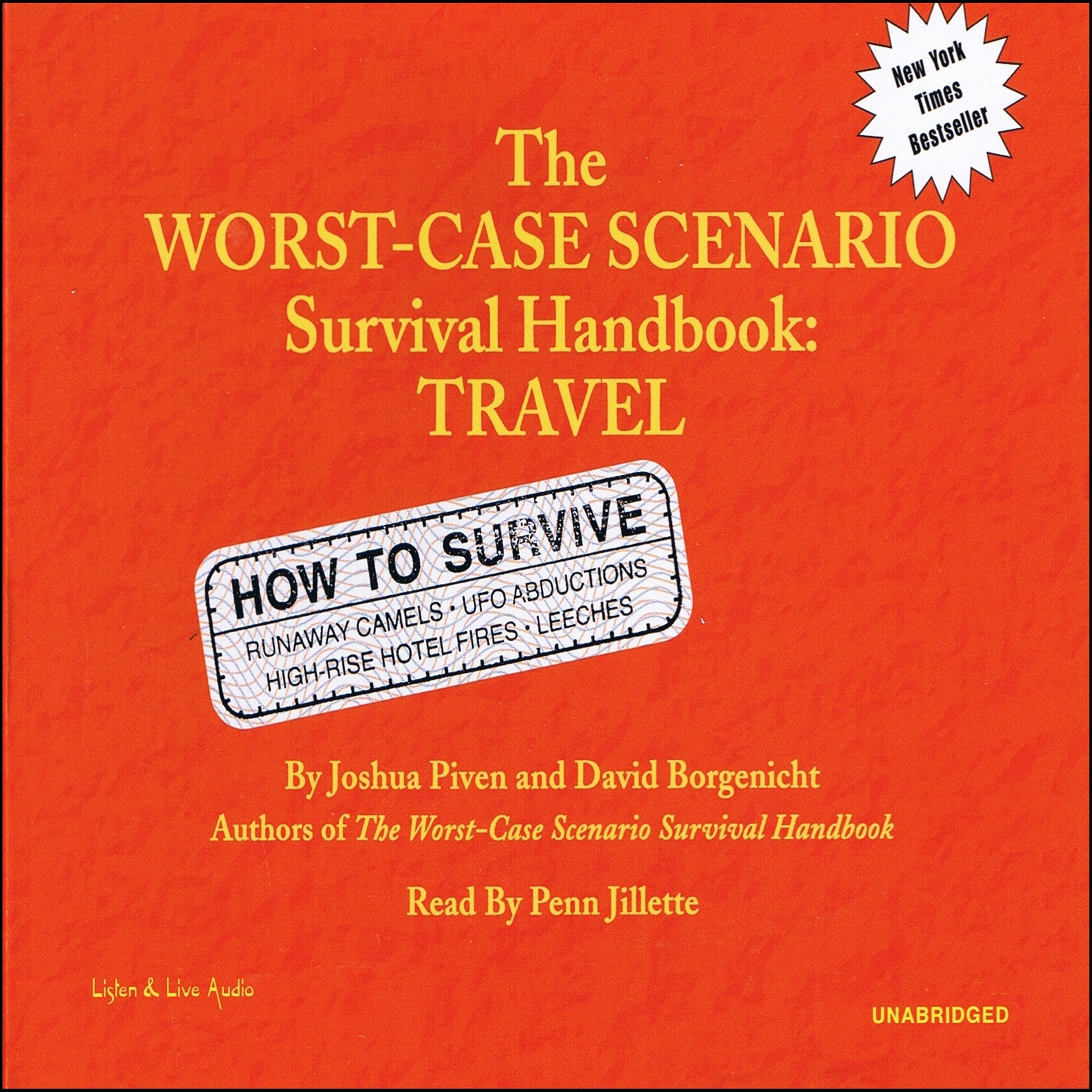 The Worst-Case Scenario Survival Handbook: Travel [DD]