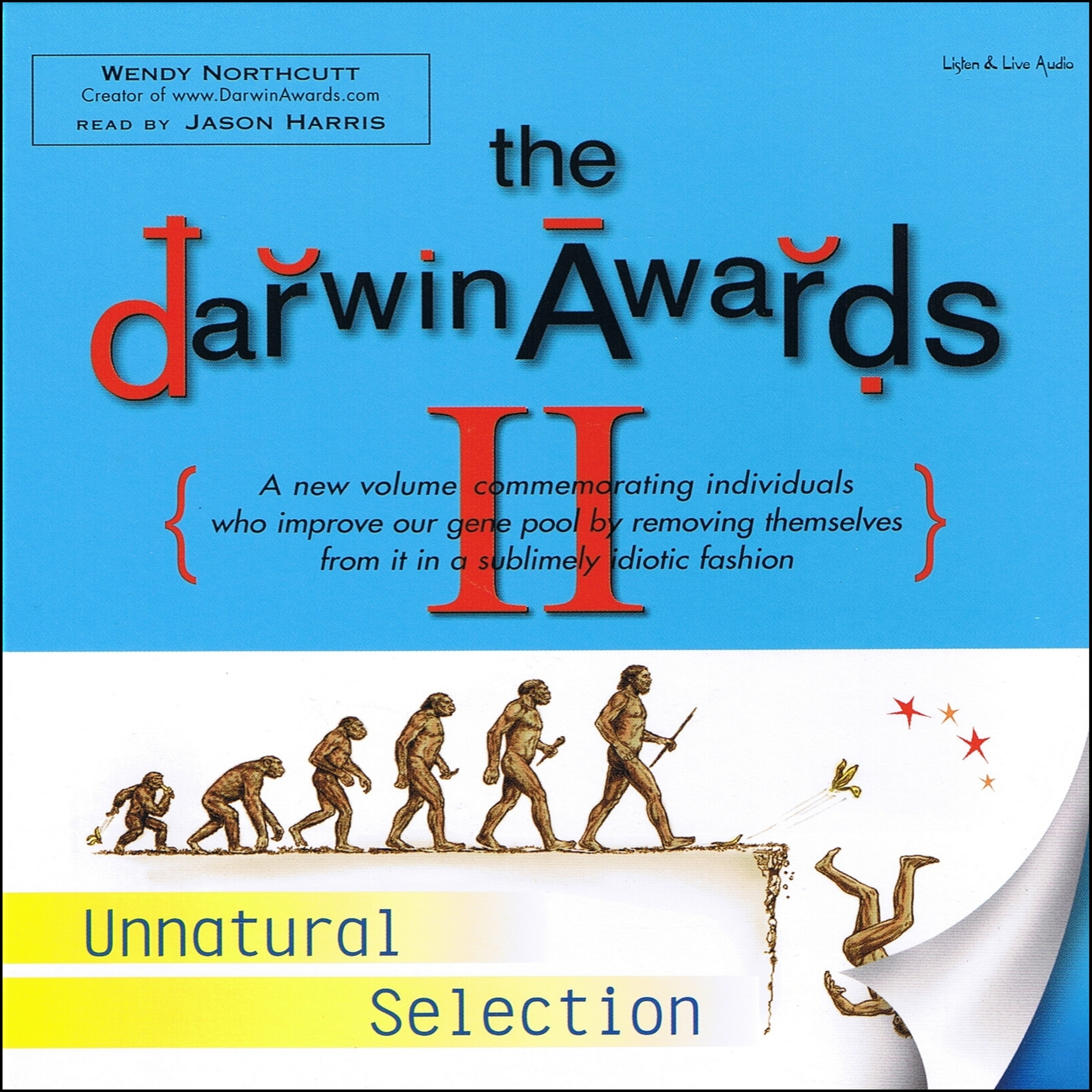 The Darwin Awards II: Unnatural Selection [3CD]