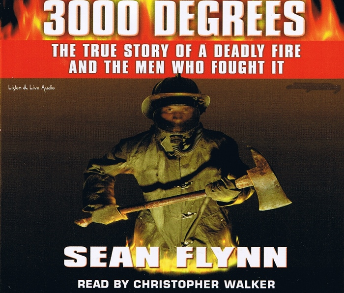 3000 Degrees [DD] - Unabridged