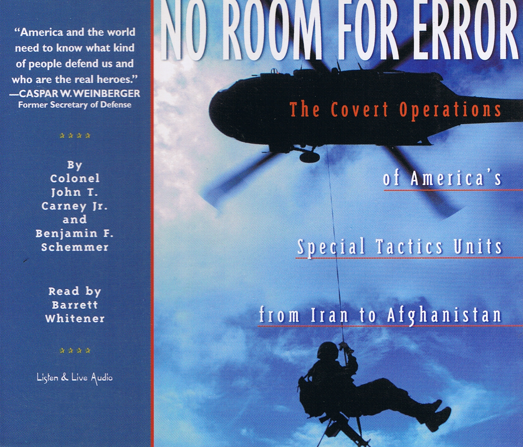 No Room For Error [7CS]