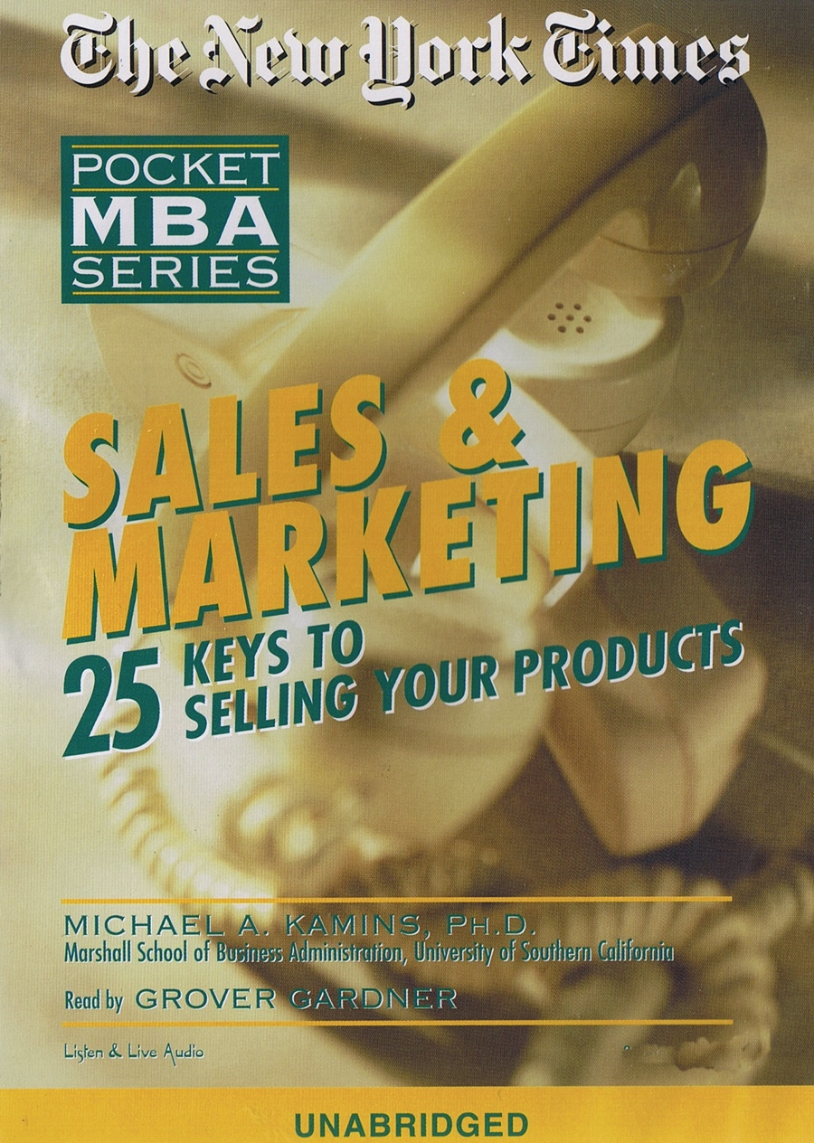 Sales &  Marketing [2CD]