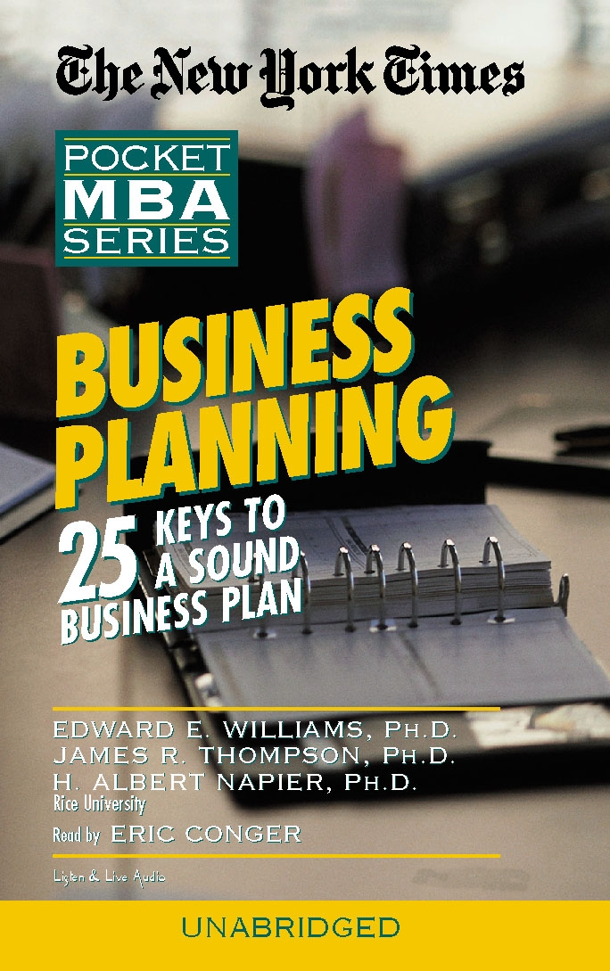 Business Planning [2CD]