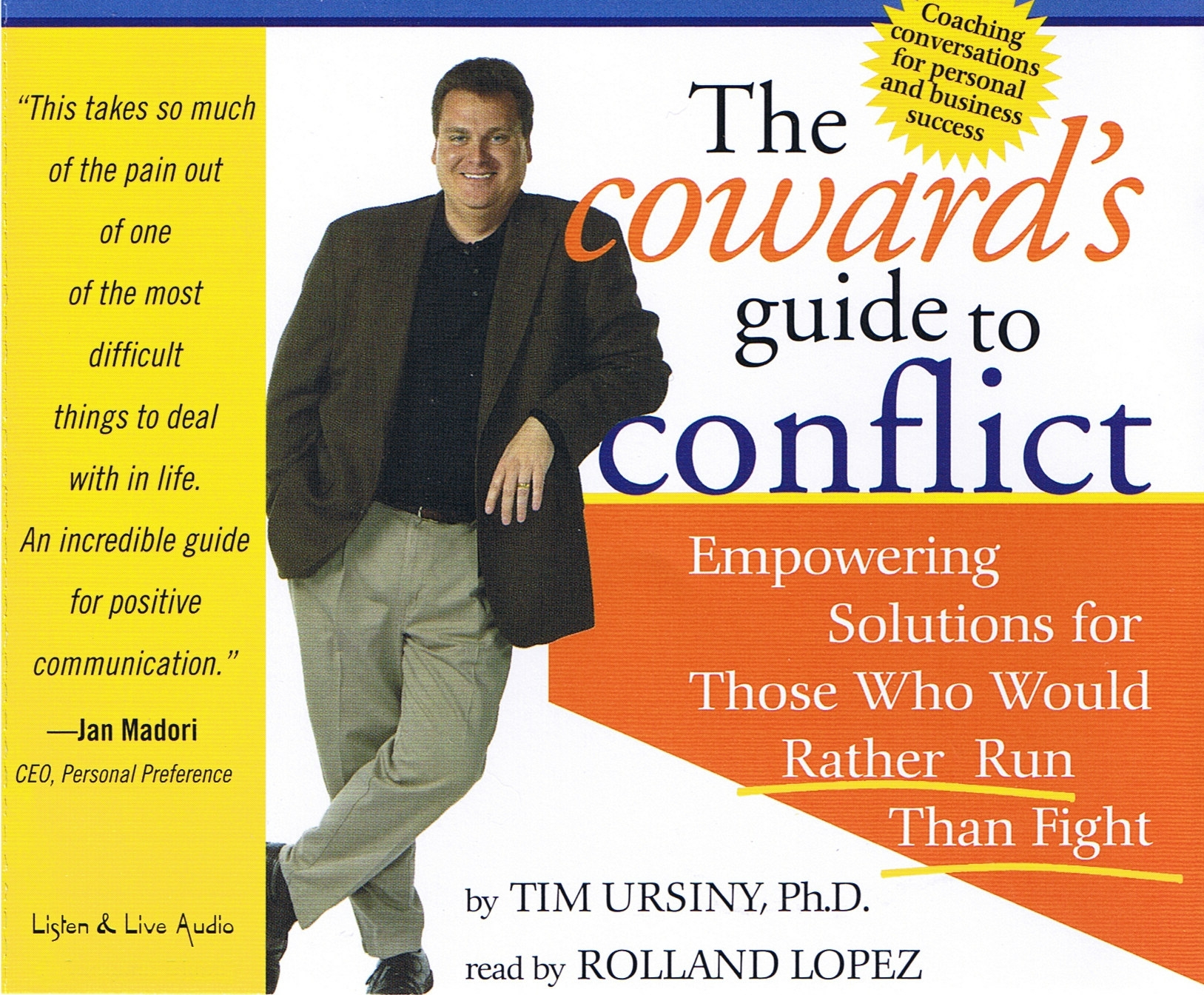 The Coward's Guide To Conflict [DD]