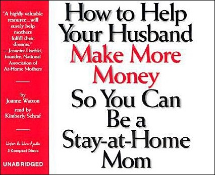 How To Help Your Husband Make More Money... [2CS]