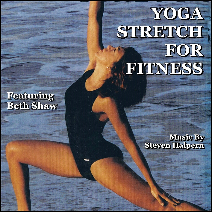 Yoga Stretch For Fitness [1CD]