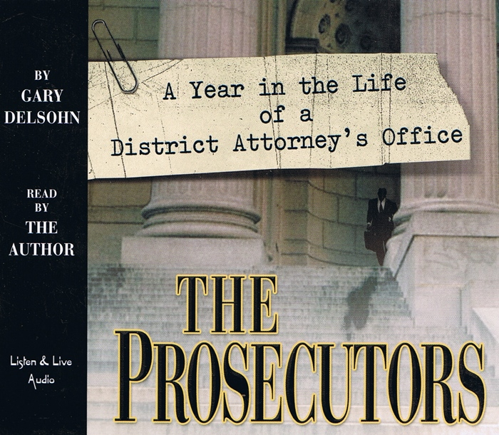 The Prosecutors: A Year In The Life Of A District Attorney's Office [4CD]