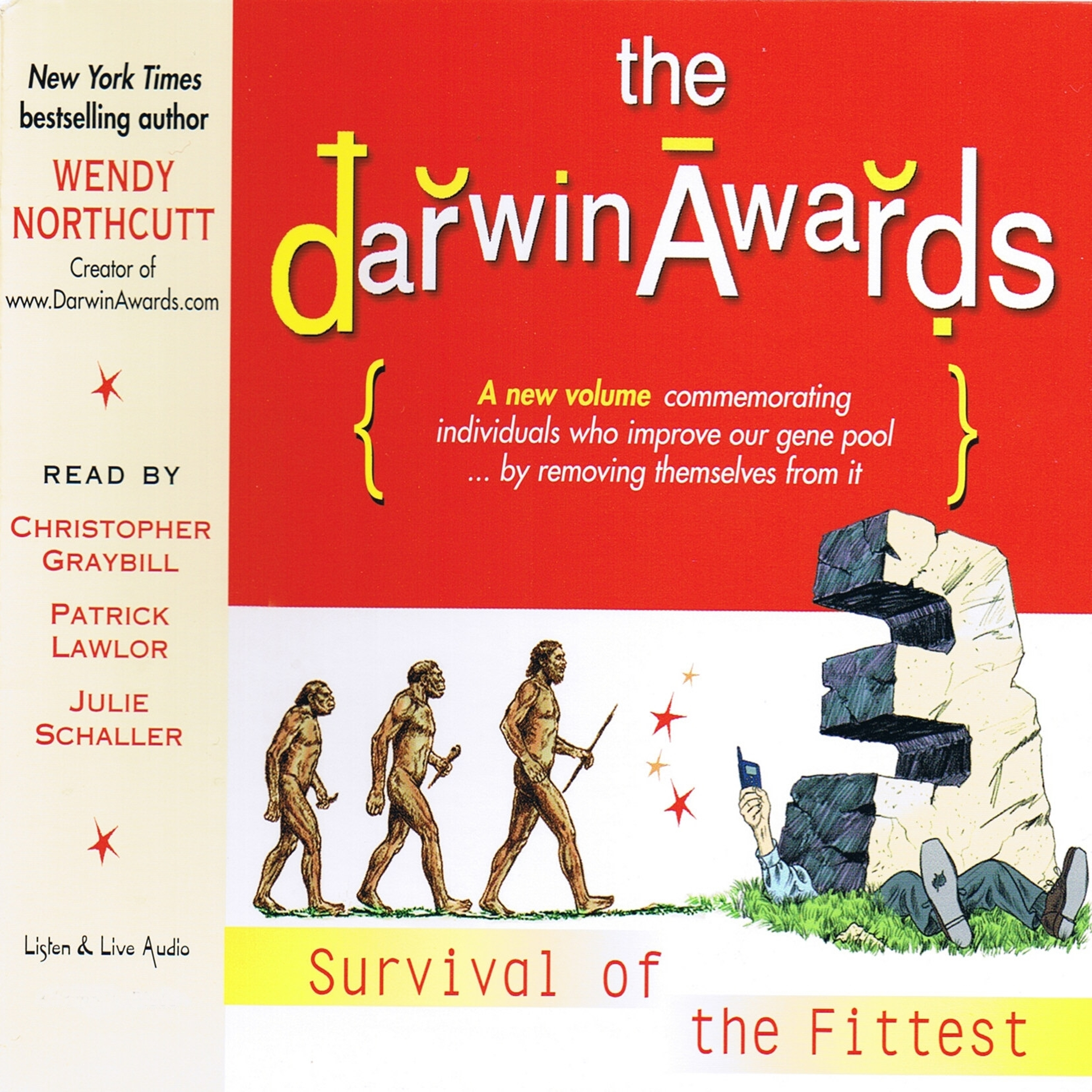 The Darwin Awards III: Survival Of The Fittest [DD]