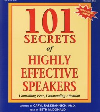 101 Secrets Of Highly Effective Speakers [2CS]
