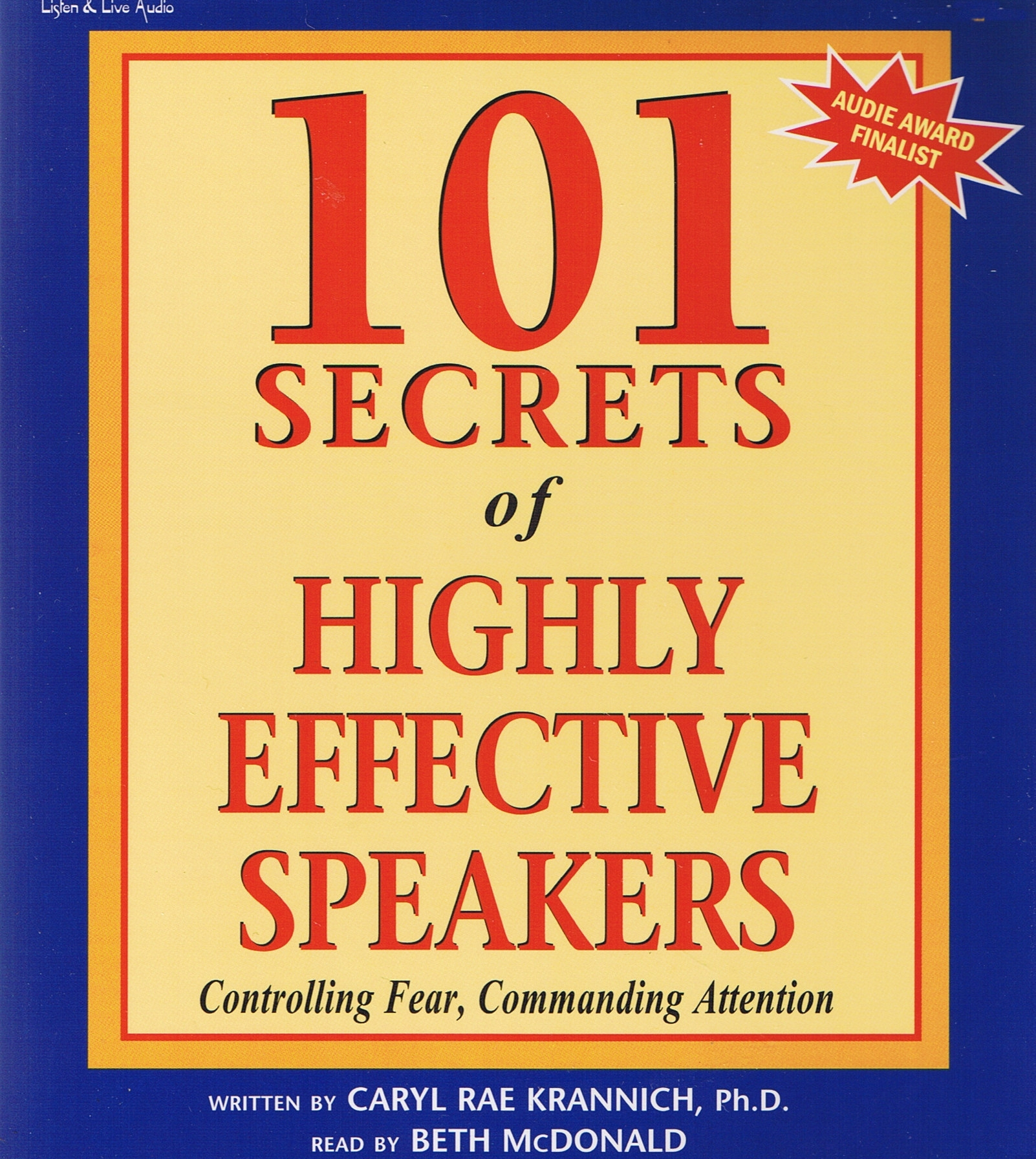 101 Secrets Of Highly Effective Speakers [DD]
