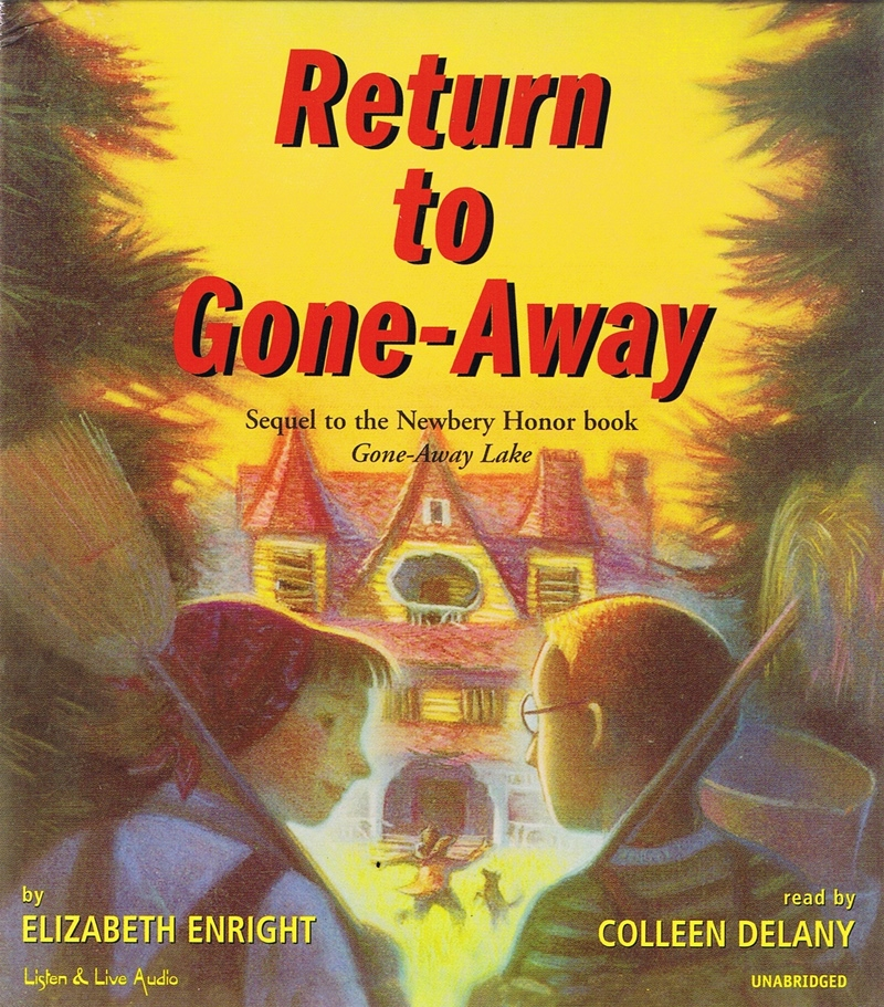 Return To Gone-Away [4CD]