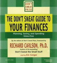 The Don't Sweat Guide To Your Finances [3CD]