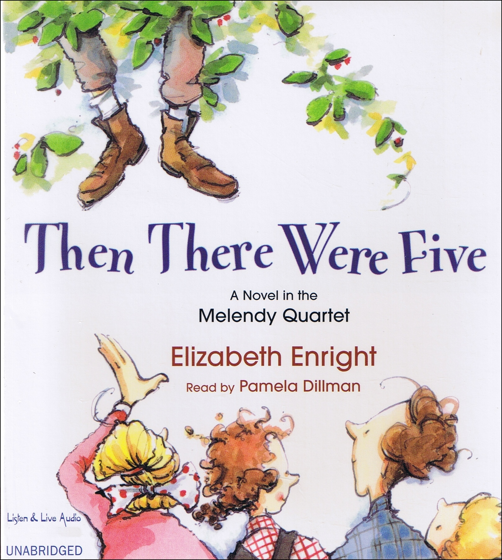 Then There Were Five [5CD]