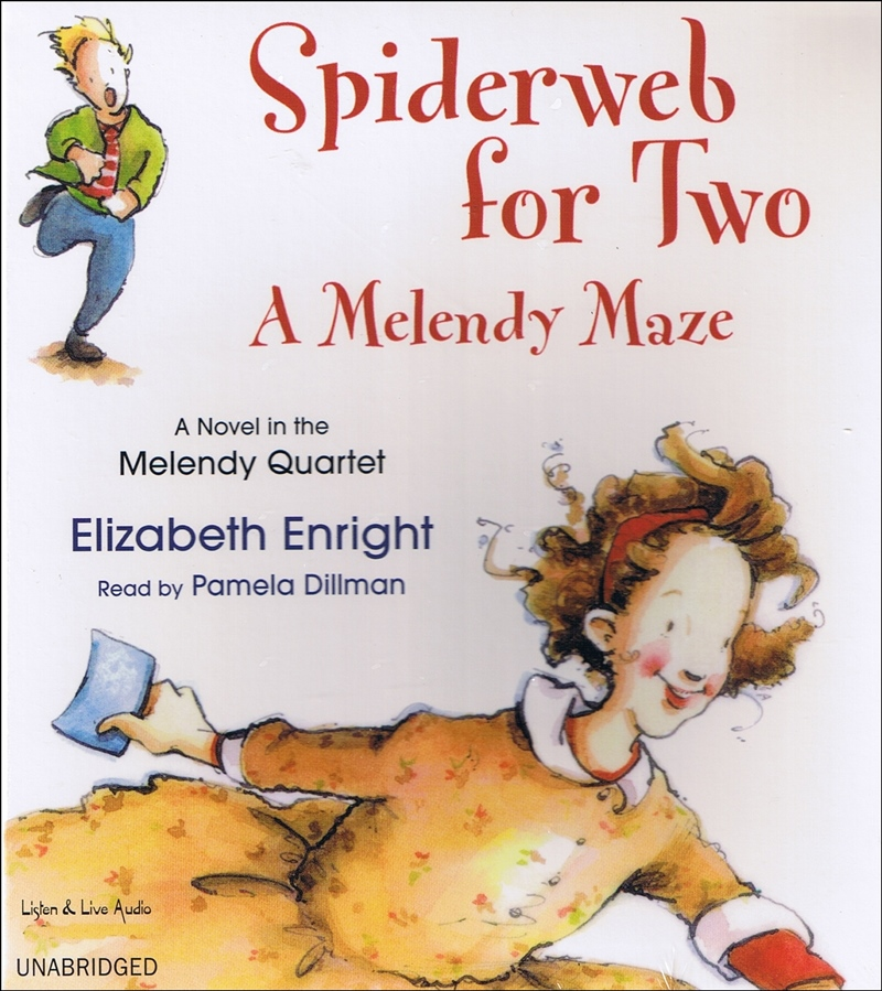 Spiderweb for Two: A Melendy Maze [4CD]