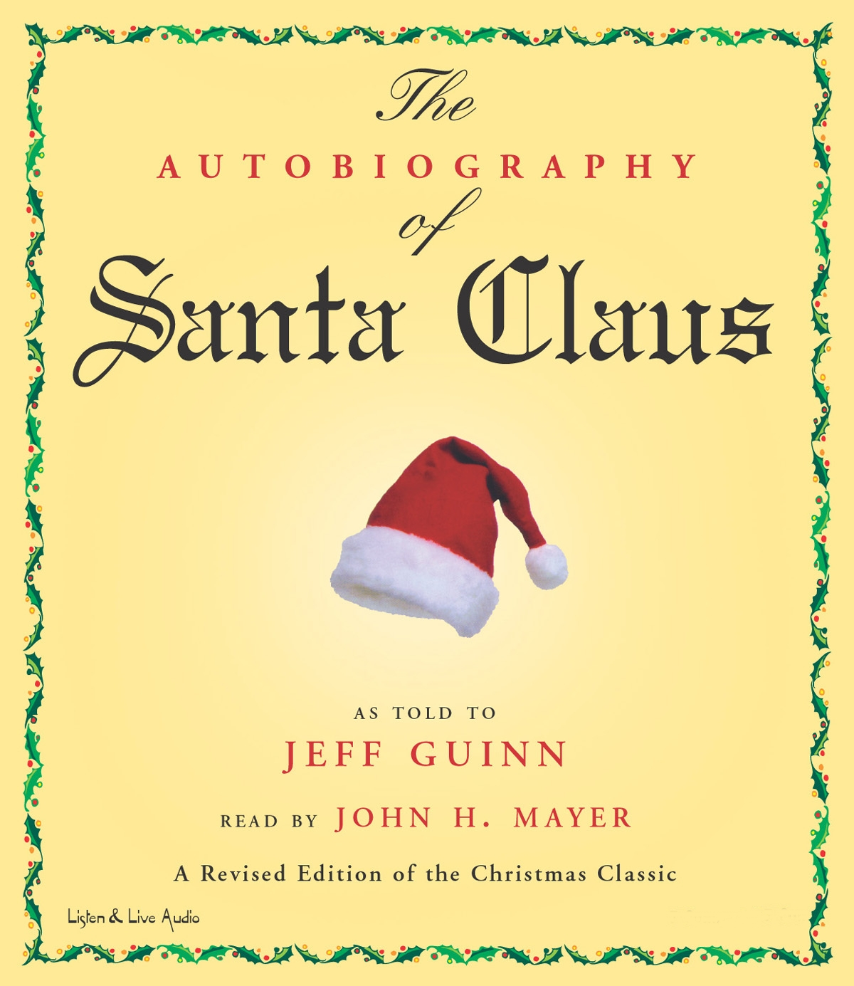 The Autobiography of Santa Claus [DD]
