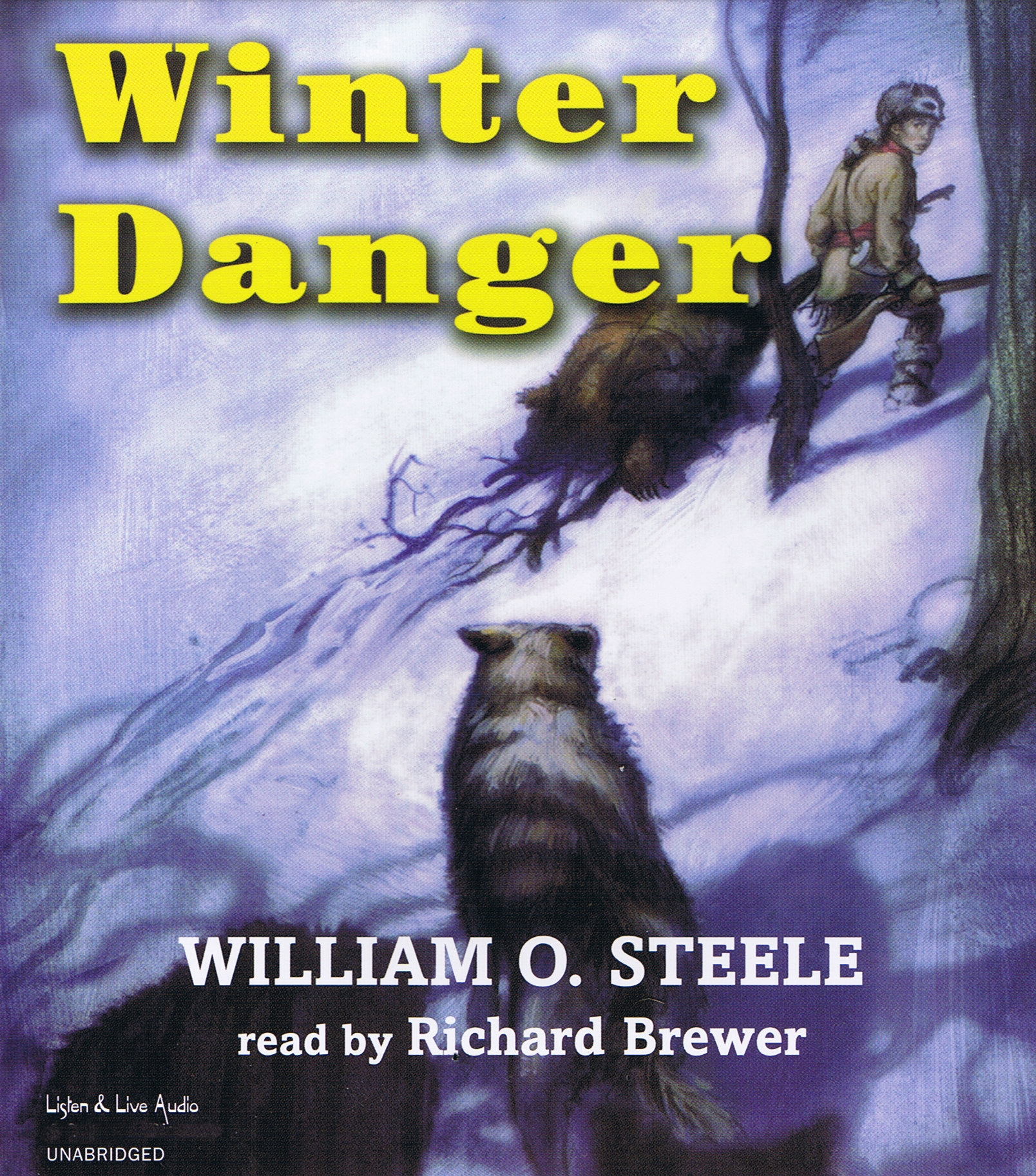 Winter Danger [4CD]