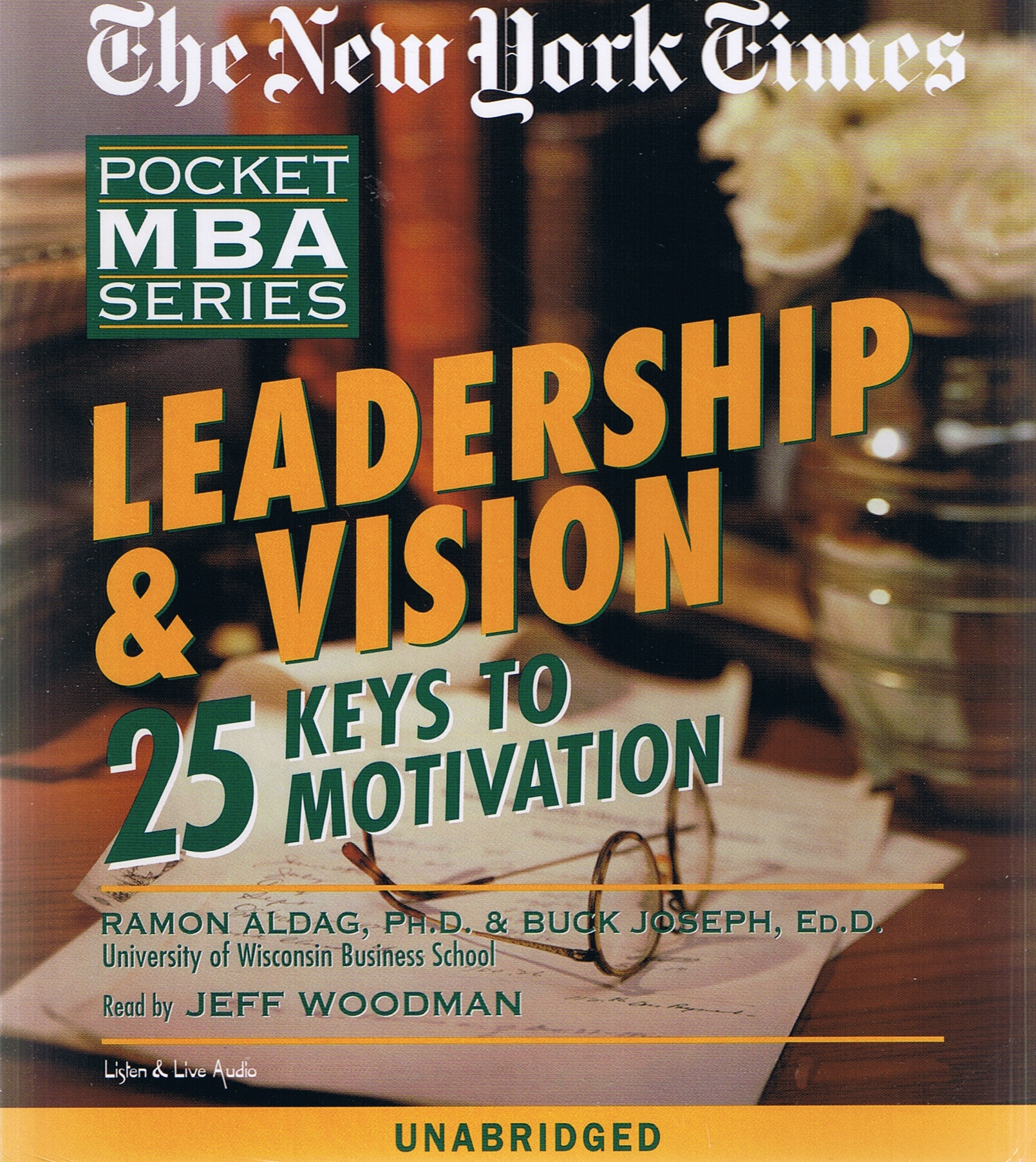 Leadership & Vision [3CD]
