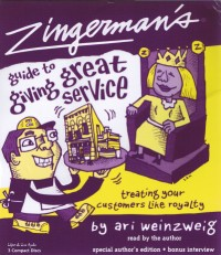 Zingerman's Guide To Giving Great Service [3CD]
