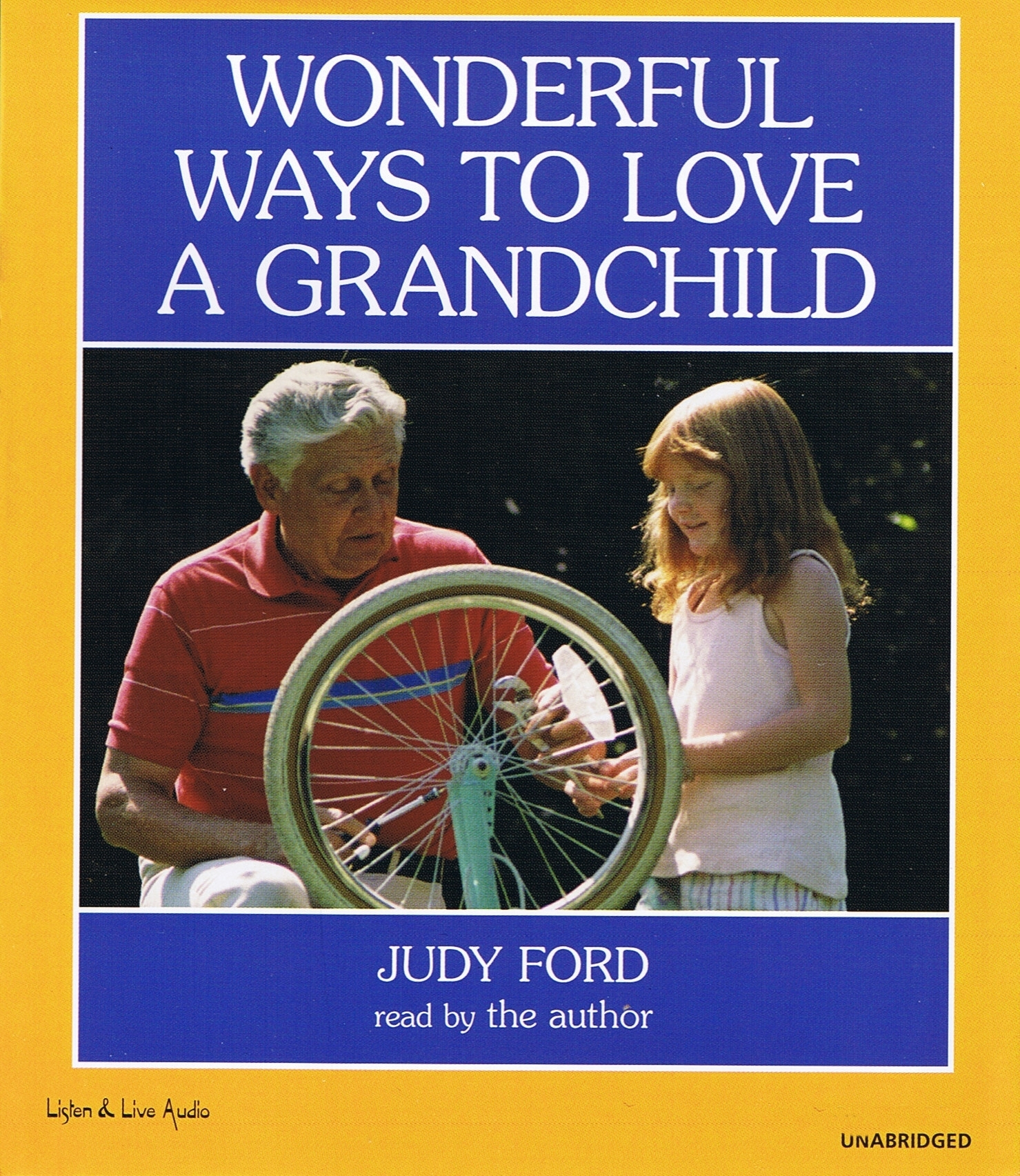 Wonderful Ways To Love A Grandchild [2CS]