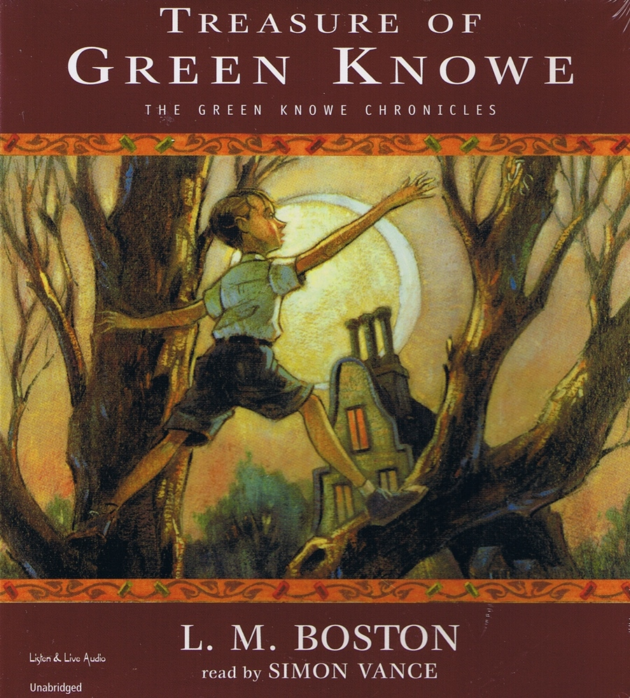 Treasure Of Green Knowe [4CD]