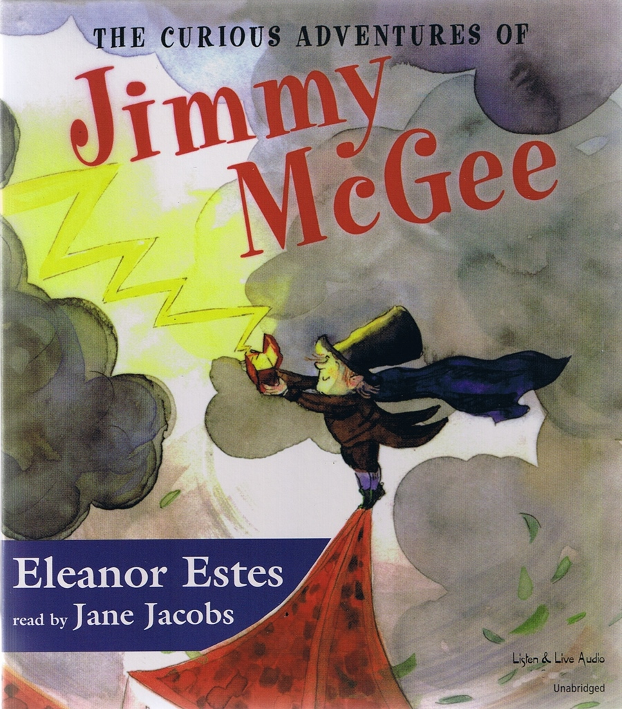 The Curious Adventures Of Jimmy McGee [4CD]