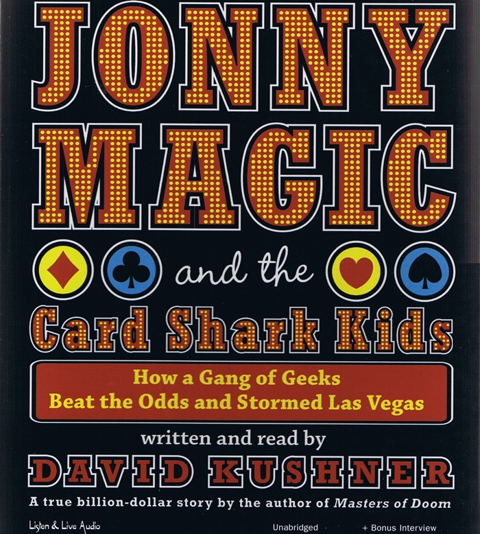 Jonny Magic And The Card Shark Kids [7CD]