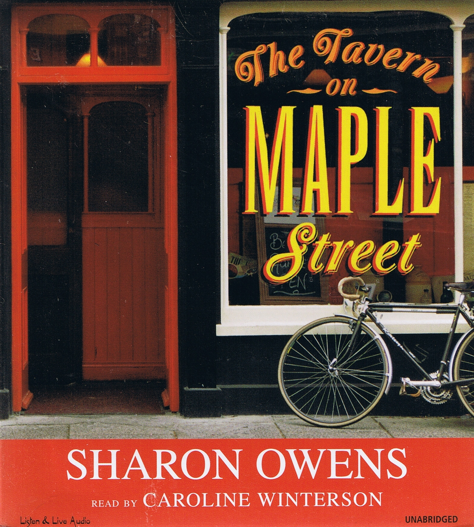 The Tavern On Maple Street [8CD]