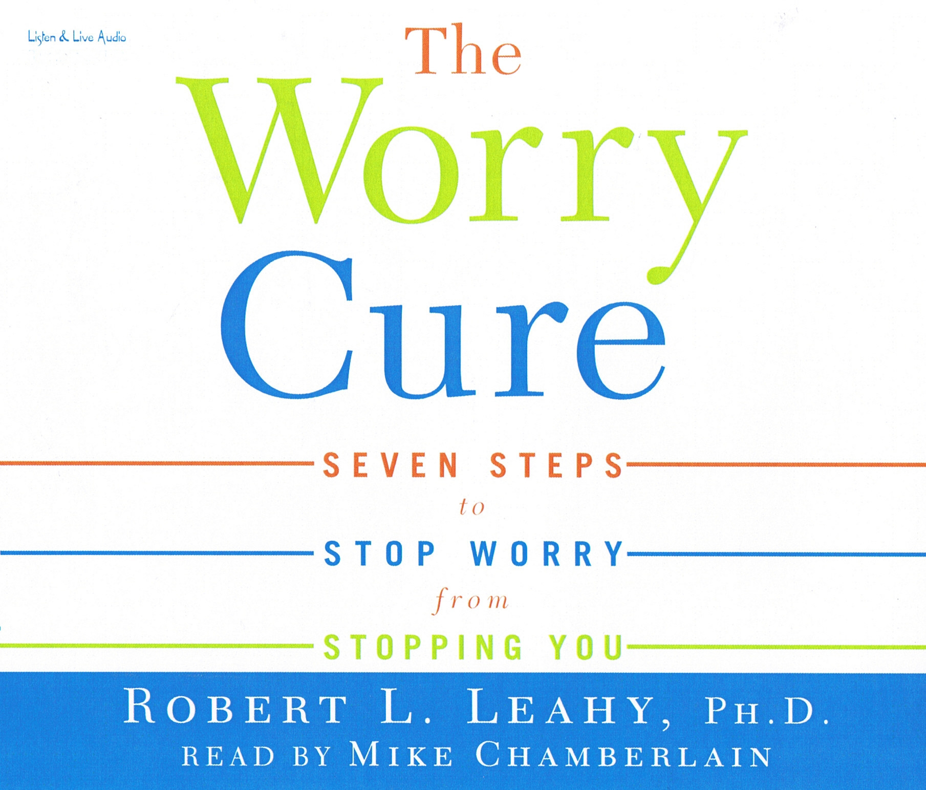 The Worry Cure [3CD]