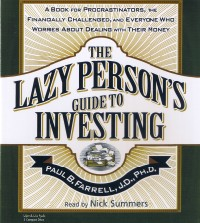 The Lazy Person's Guide To Investing [3CD]