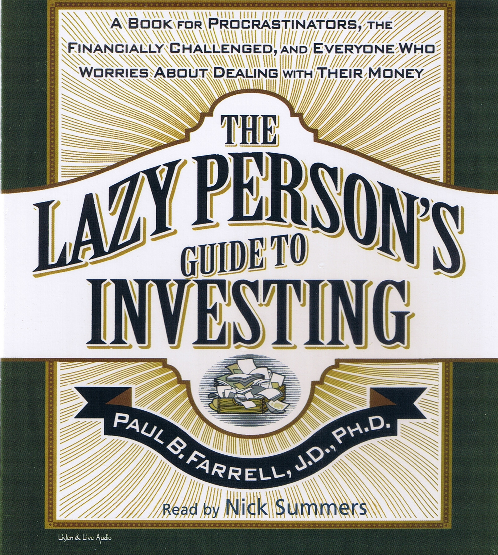 The Lazy Person's Guide To Investing [DD]