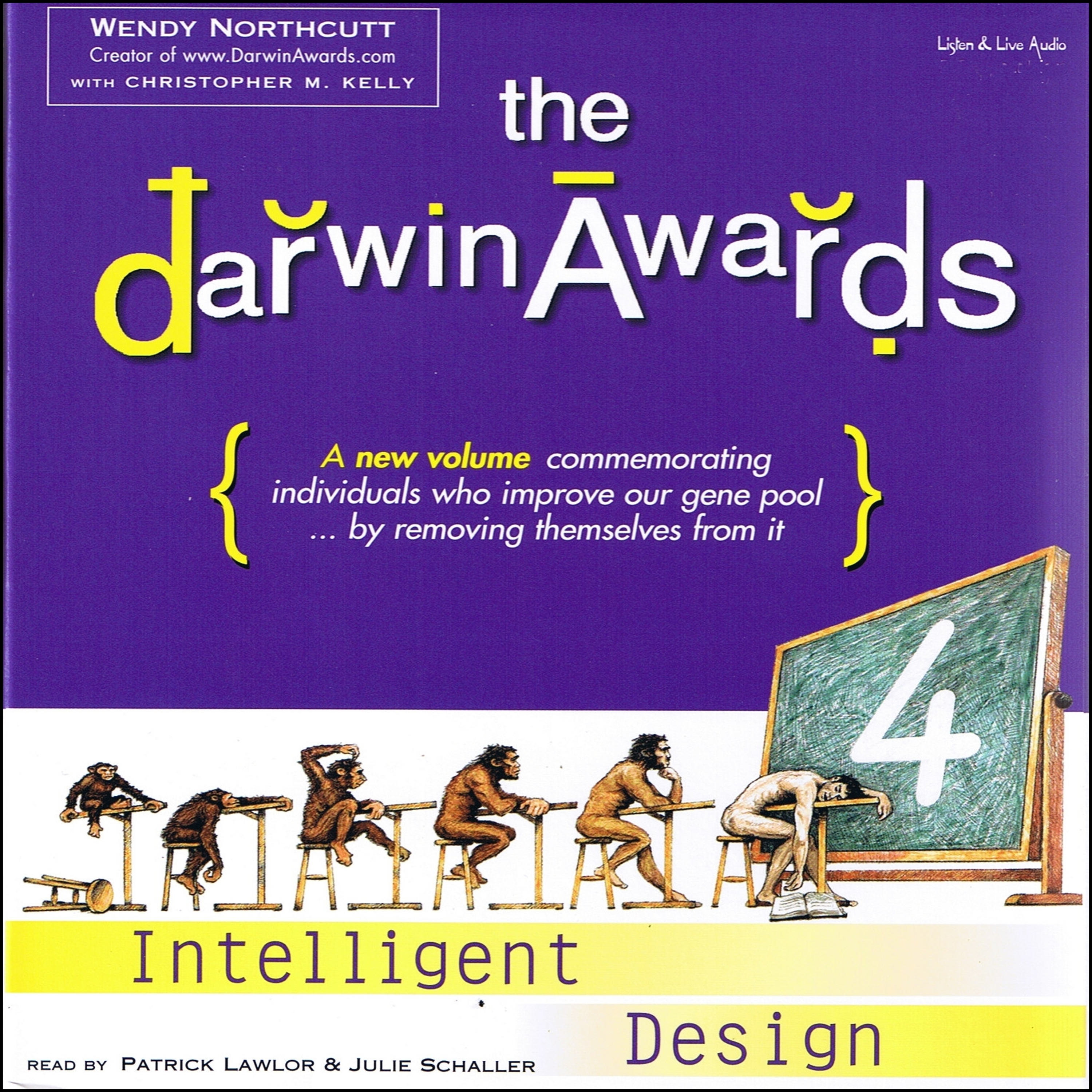 The Darwin Awards 4: Intelligent Design [DD]