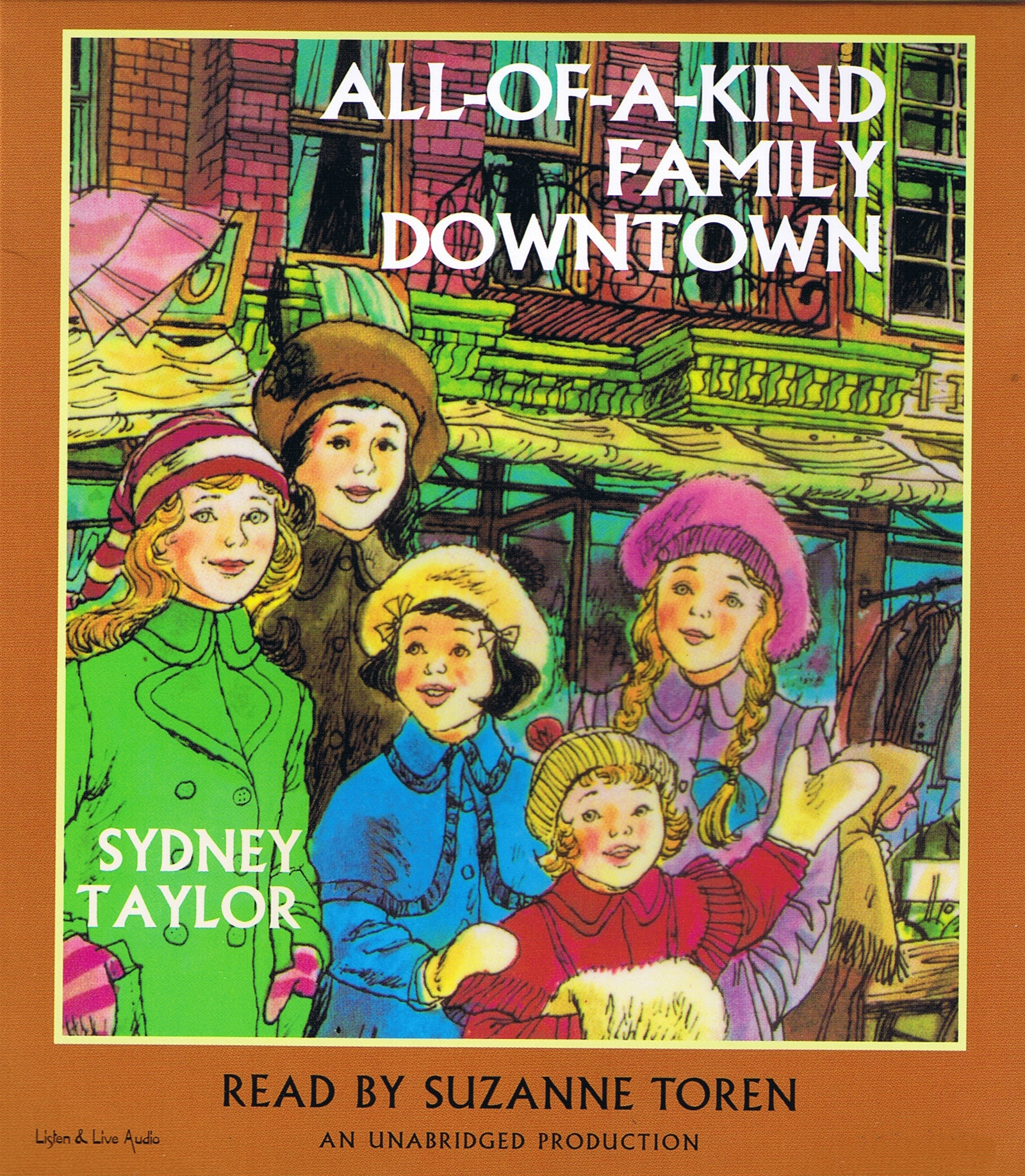 All-Of-A-Kind Family Downtown [3CD]