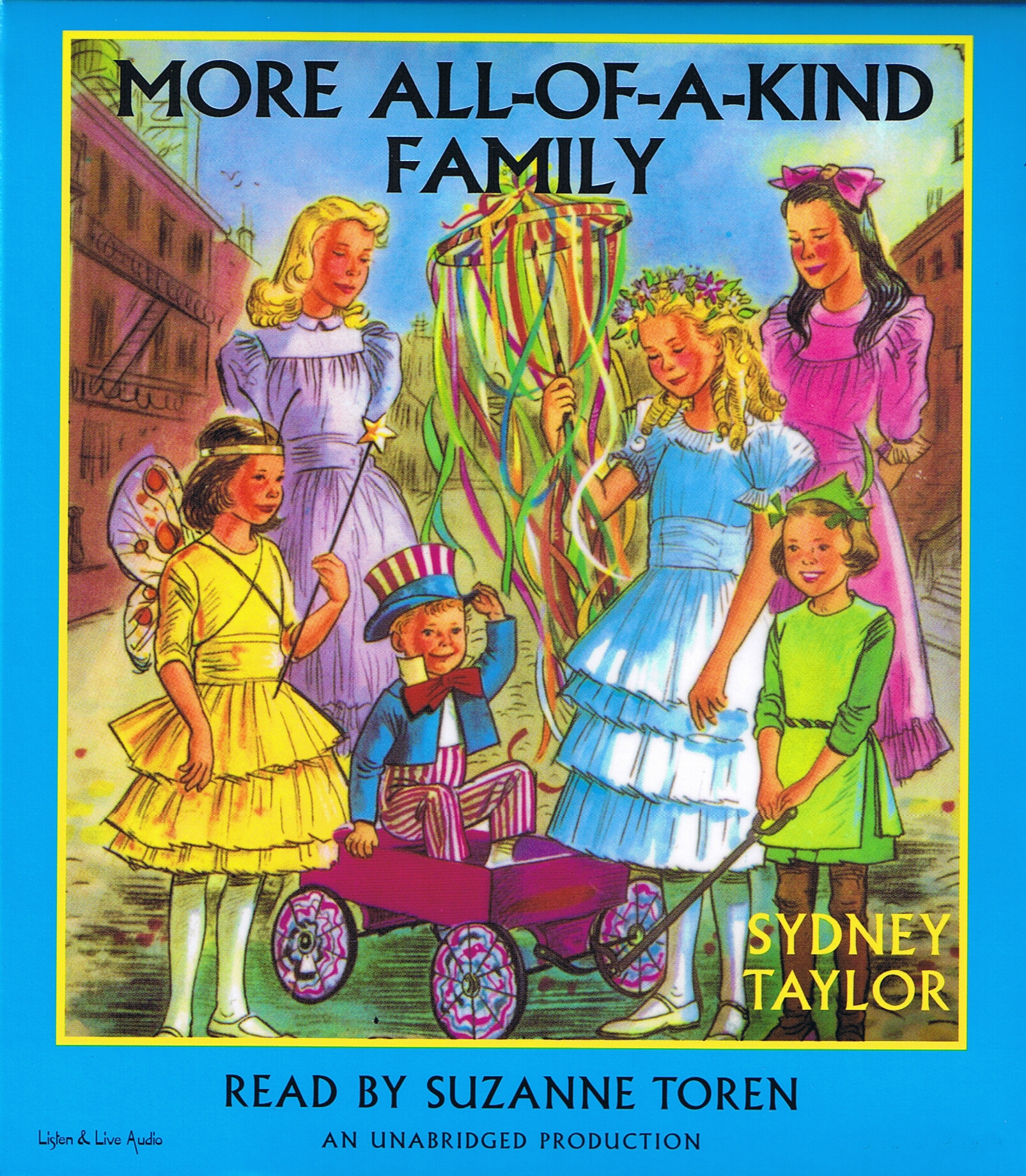 More All-Of-A-Kind Family [3CD]