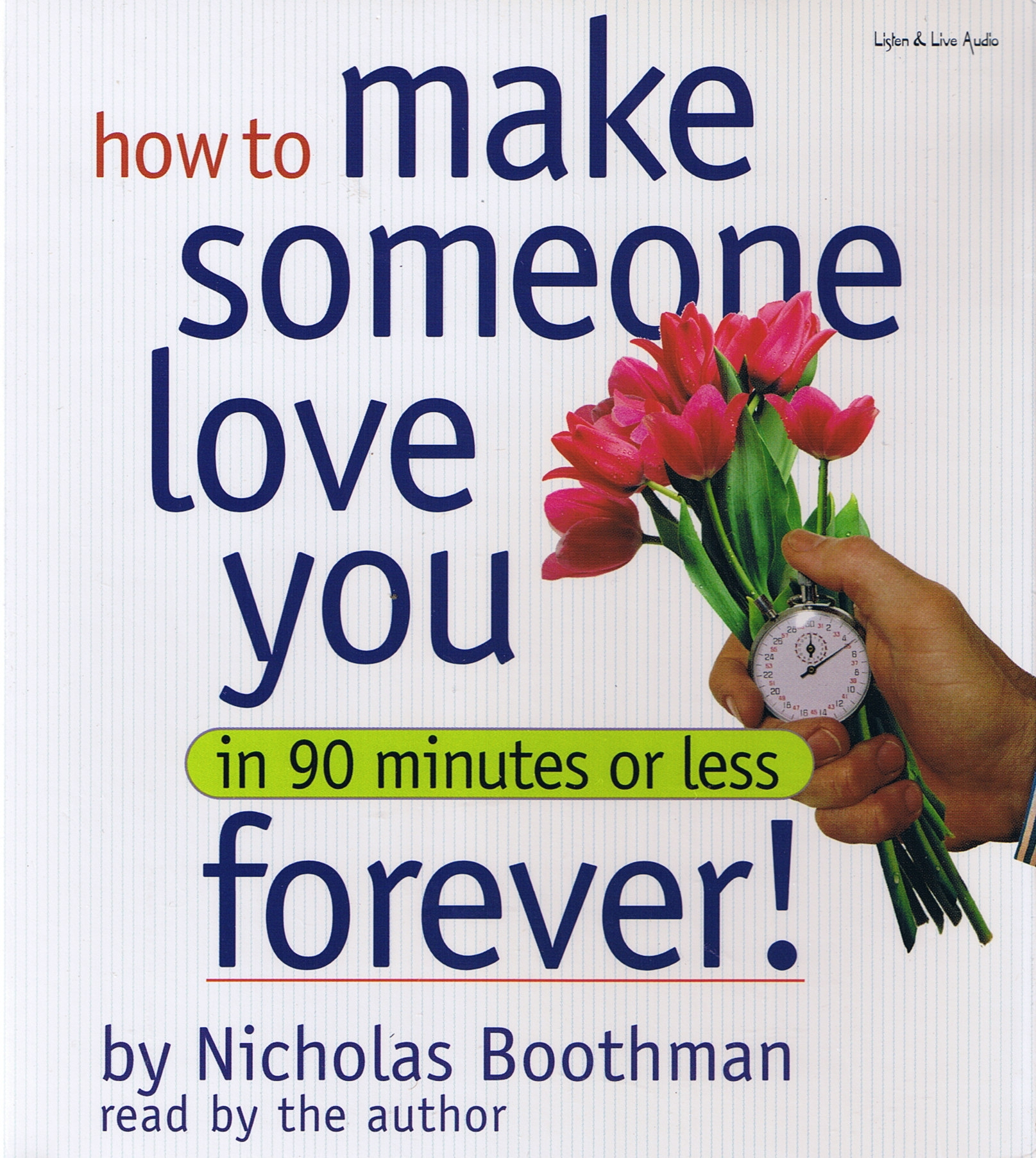 How To Make Someone Love You Forever! [DD]
