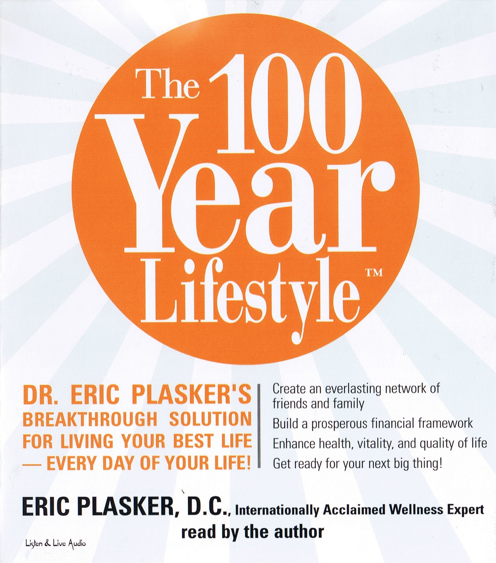 The 100 Year Lifestyle [4CD]