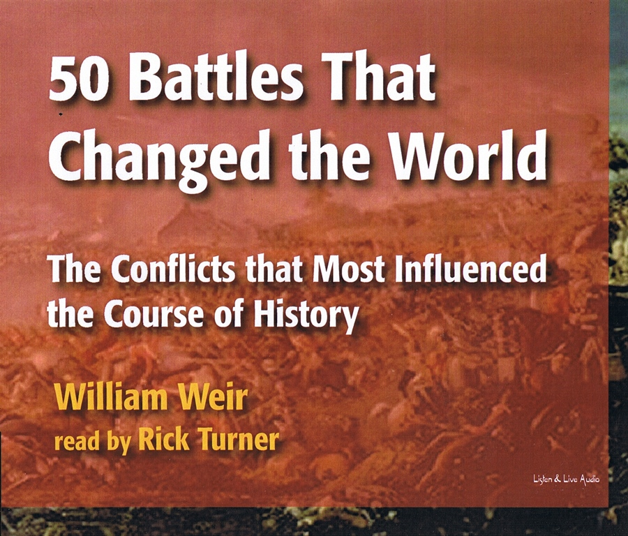 50 Battles That Changed The World [4CD]