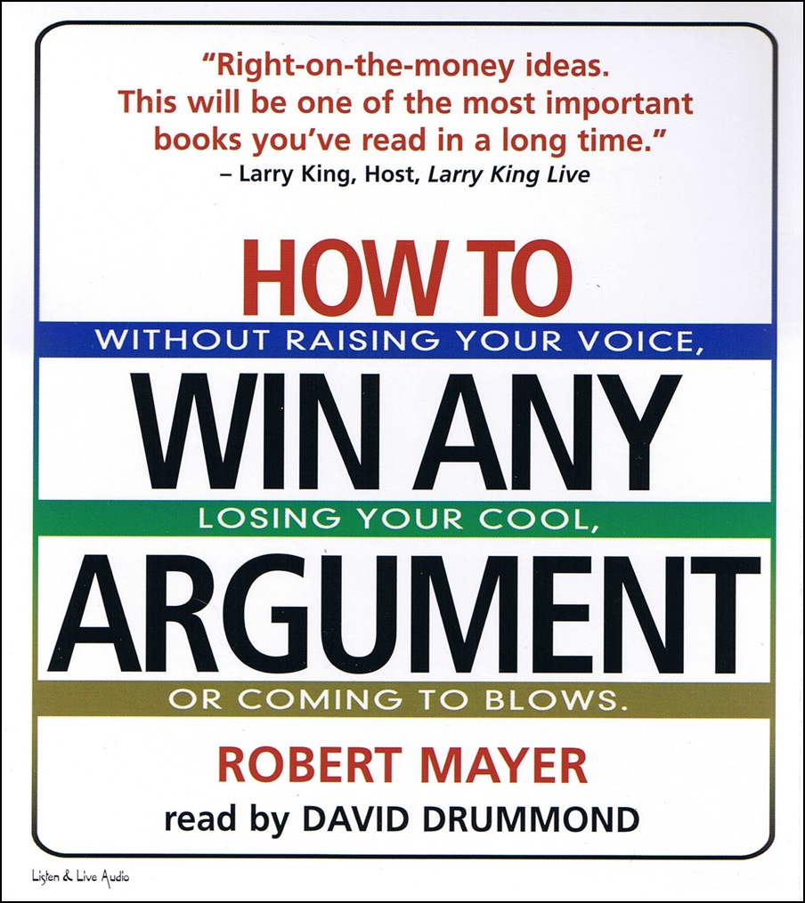 How To Win Any Argument [3CD]