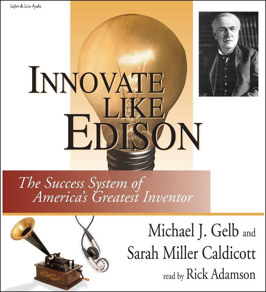 Innovate Like Edison [5CD]