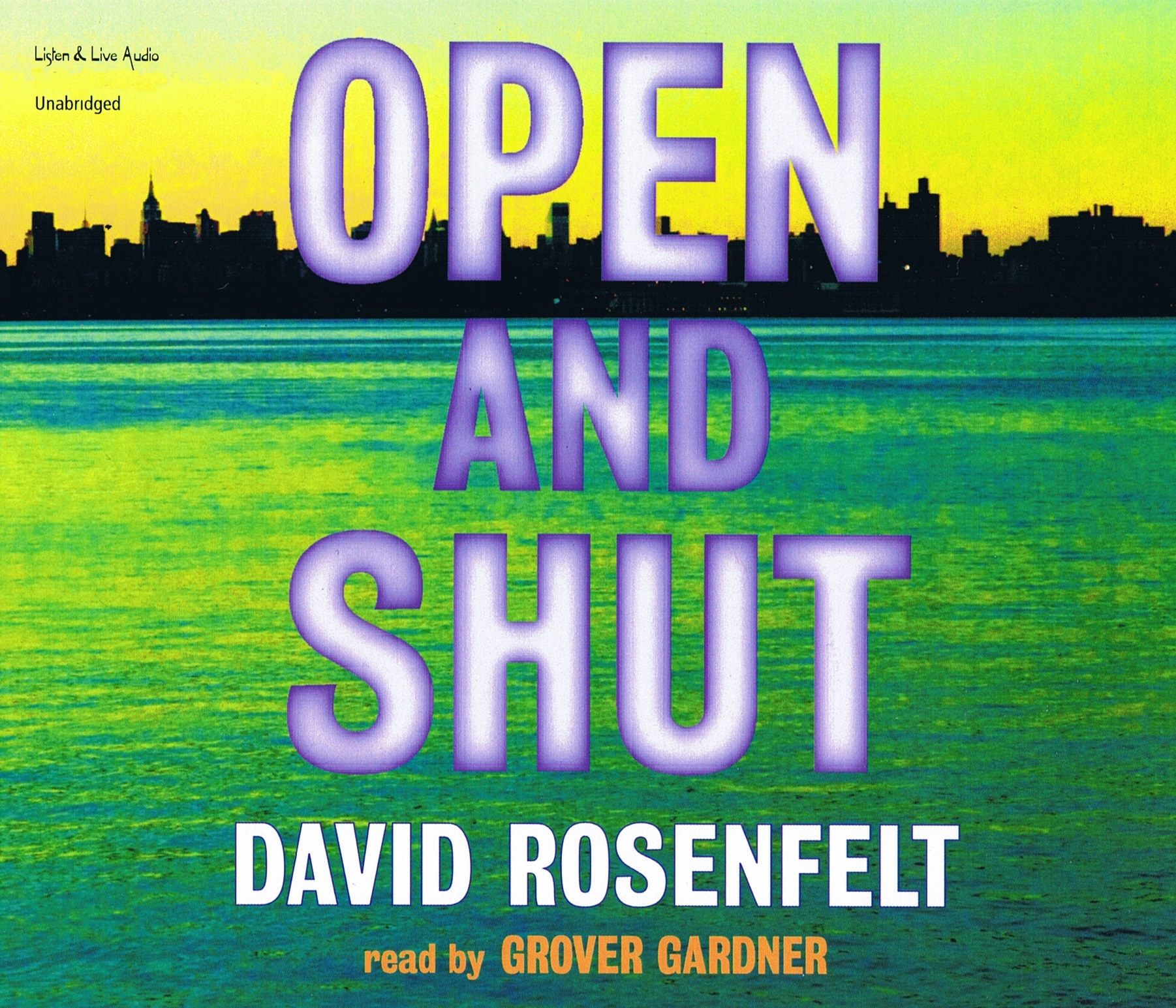 Open And Shut [6CD]