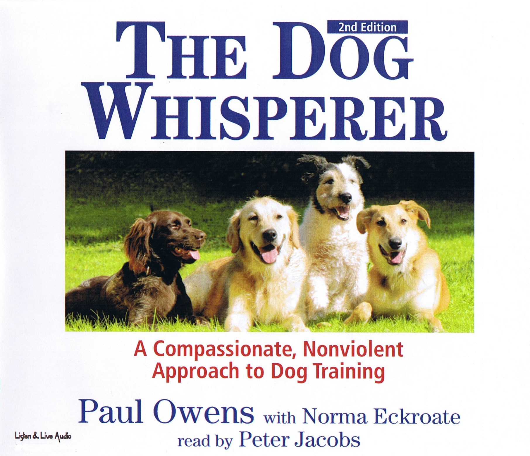 The Dog Whisperer [4CD]