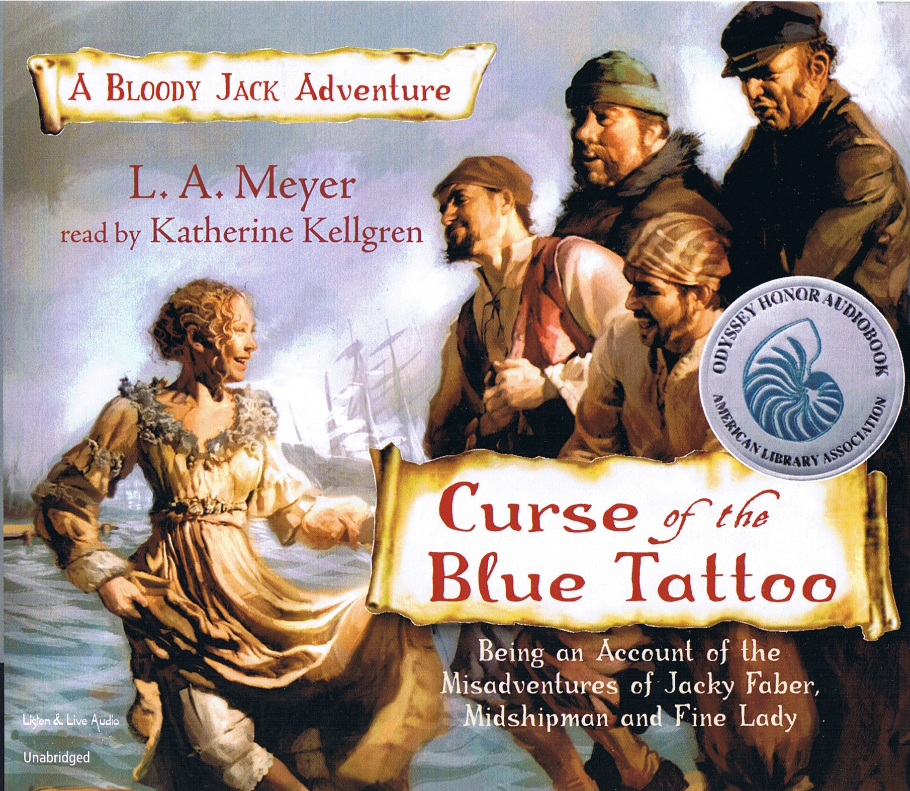 Curse Of The Blue Tattoo [DD]