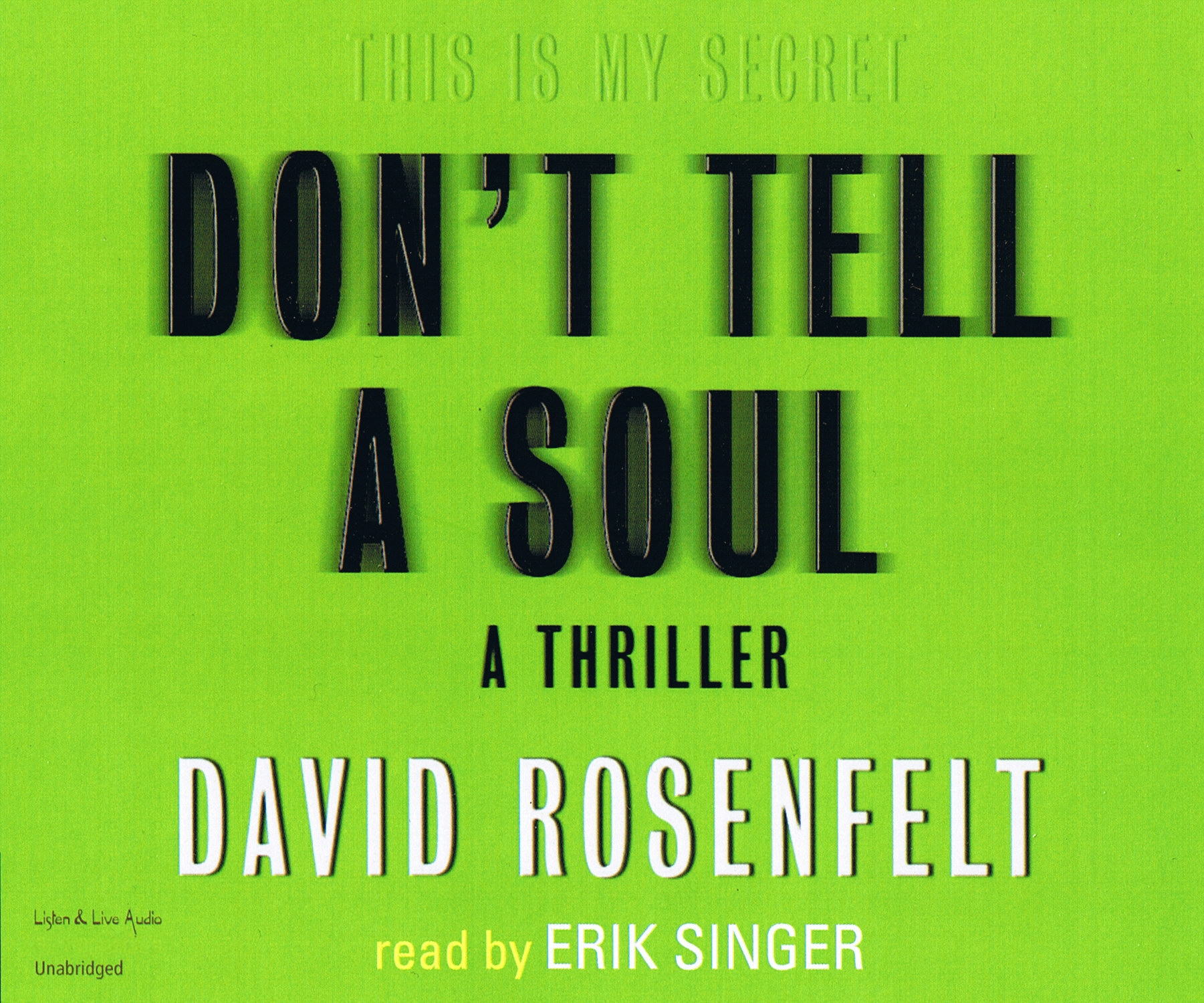 Don't Tell A Soul [6CD]